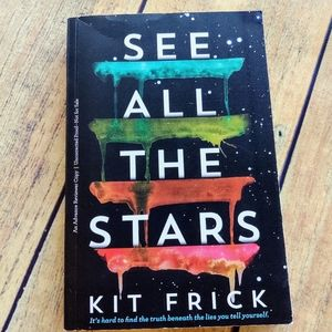 See all the stars by Kit Frick ARC
